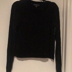 Sweater black, XL perfect for fall